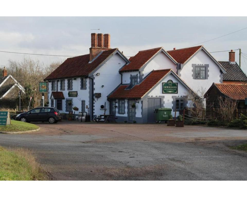 The Horseshoes in Scole, Norfolk, England