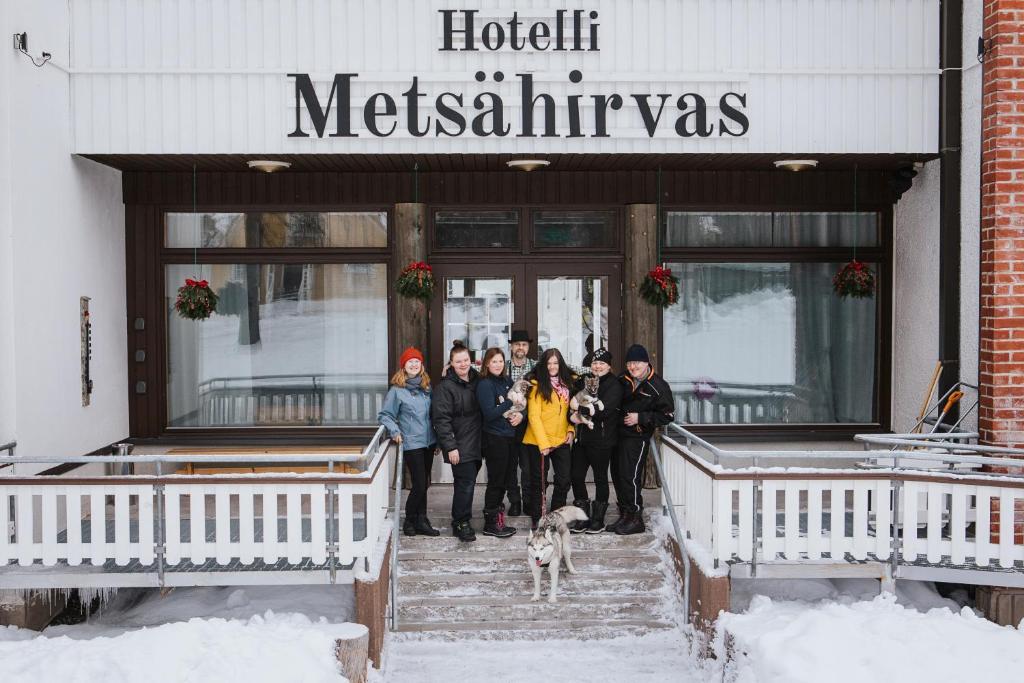 Hotel Metsahirvas Muurola Paivitetyt Vuoden 2020 Hinnat