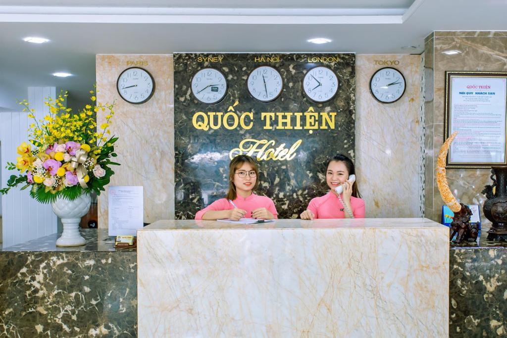 Khách sạn Quốc Thiện