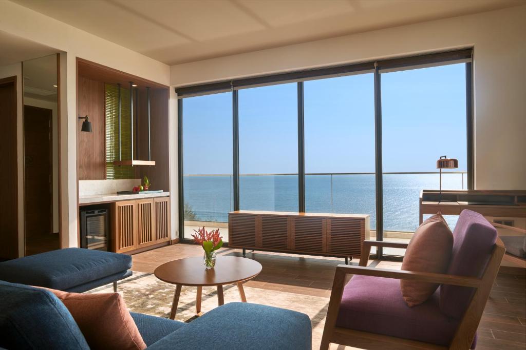 Suite Nhìn Ra Biển Có Ban Công