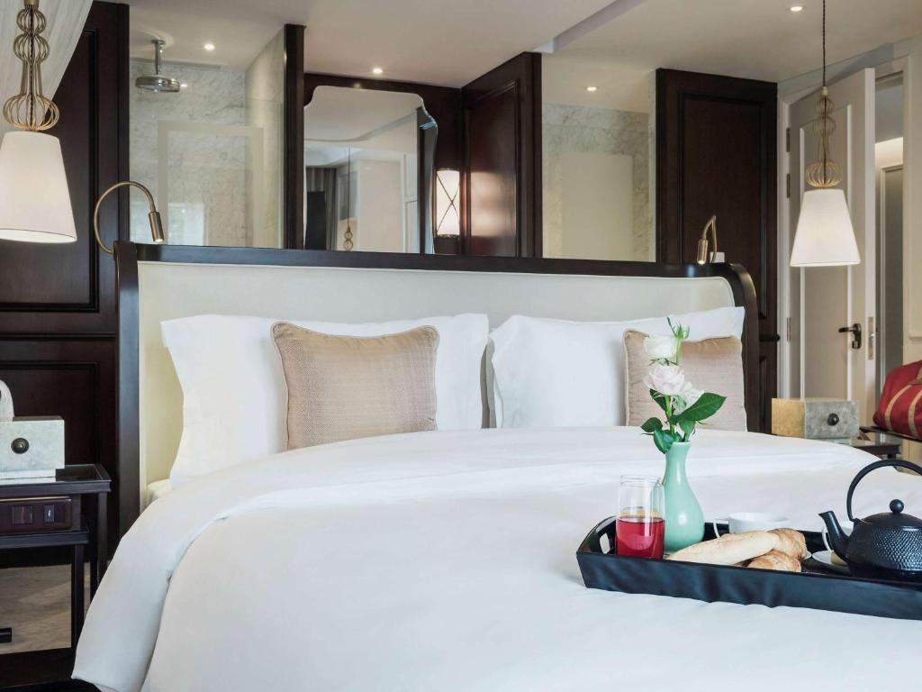 Phòng Sky Executive Grand Deluxe có Giường cỡ King