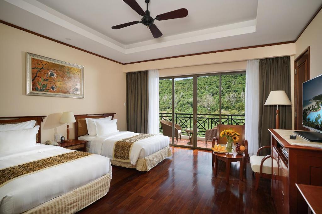 Phòng Grand Deluxe 2 Giường Đơn - Bao Cả 3 Bữa