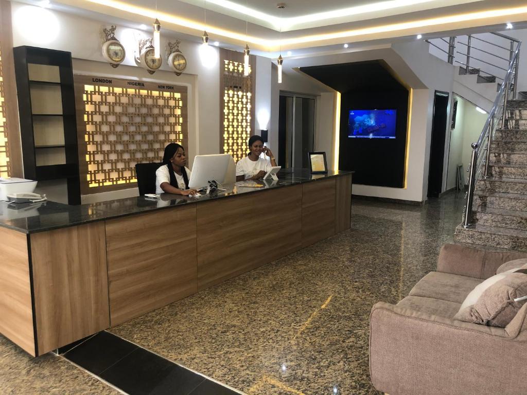 هتل The Boutique Hotels