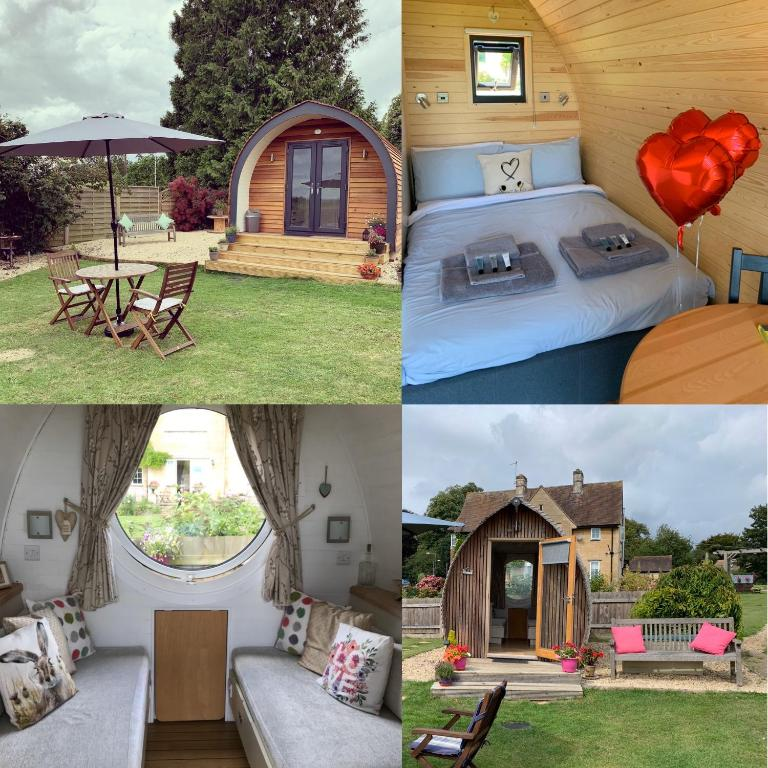 Foxfield Glamping in Bradford on Avon, Wiltshire, England