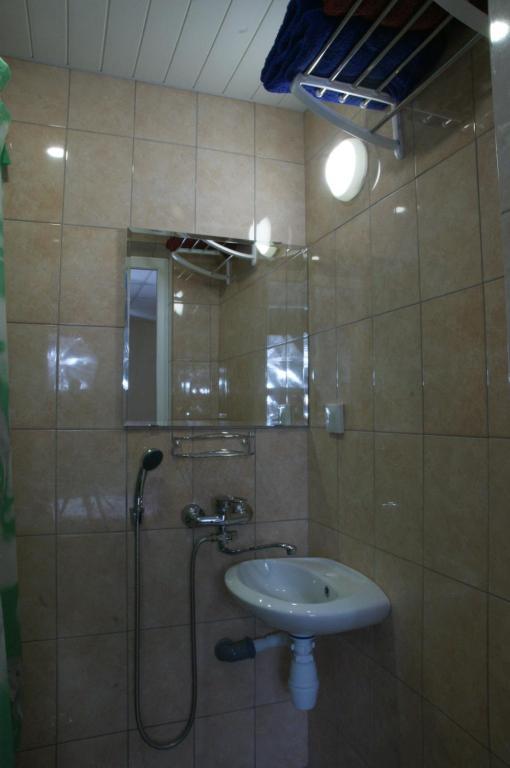 Ванная комната в Hotel GH AurorA Domodedovo