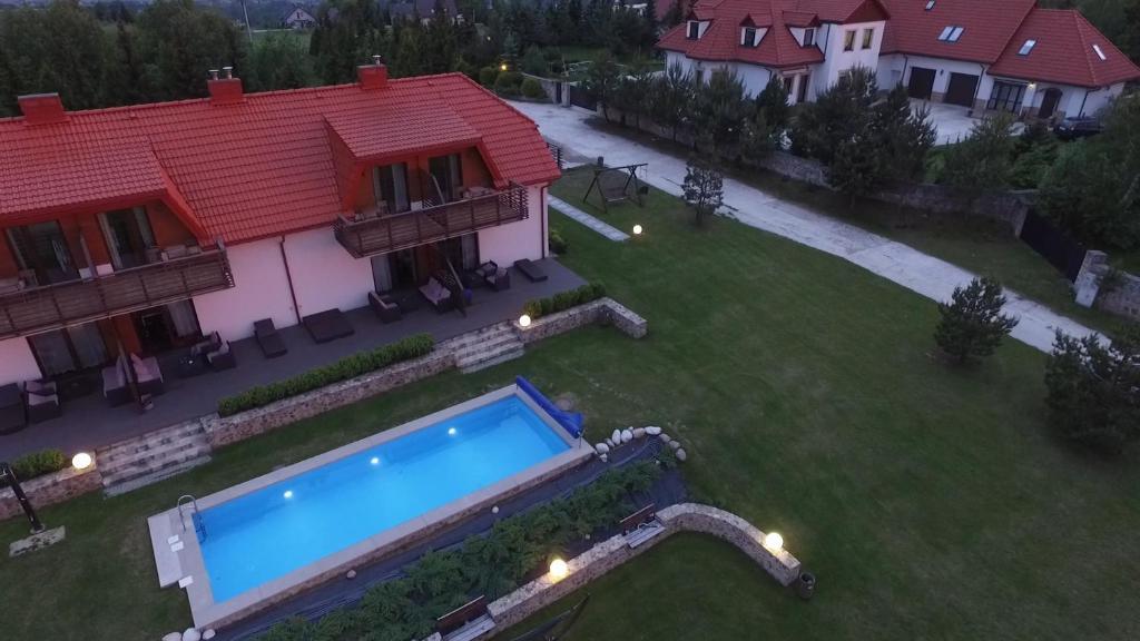 Poduszka Apartamenty pod Łysicą, Krajno Pierwsze – aktualne