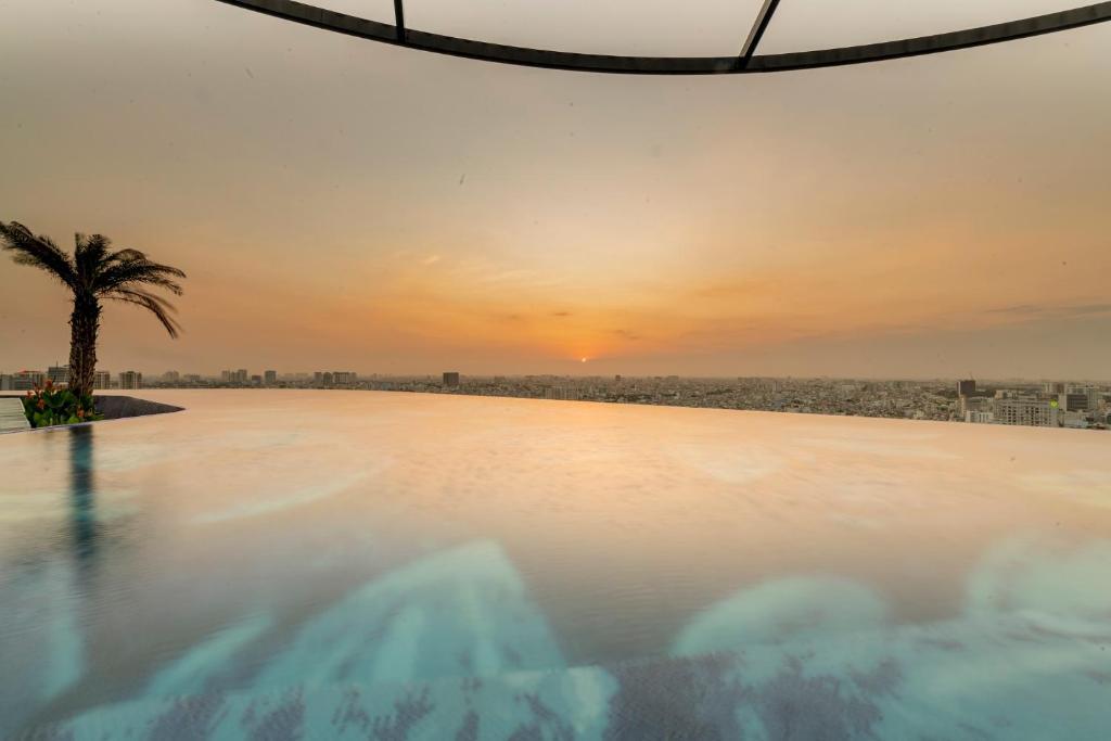 Ưu đãi Staycation - La Vela Deluxe Giường Đôi Có Ban Công - Bao gồm quyền lợi miễn phí