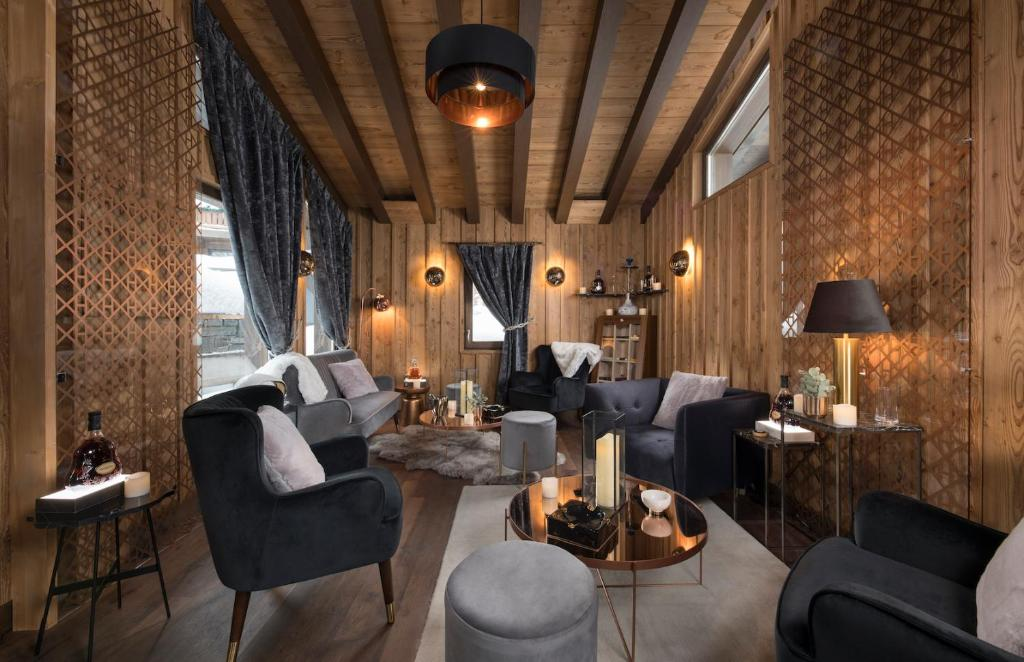 Hotel Barriere Les Neiges Courchevel France Booking Com