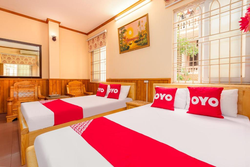 SPOT ON 1055 Hong Anh Motel