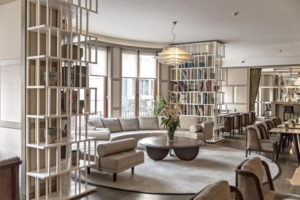O lounge ou bar de The Stay Nisantasi