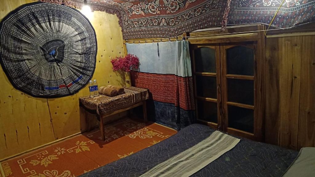 Zihome Hmong House