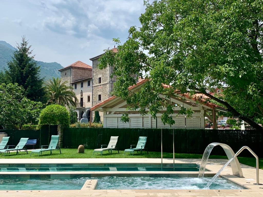 hotels with  charm in valle  1