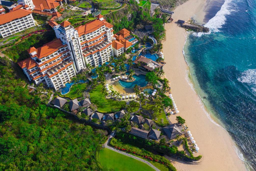 Hilton Bali Resort з висоти пташиного польоту