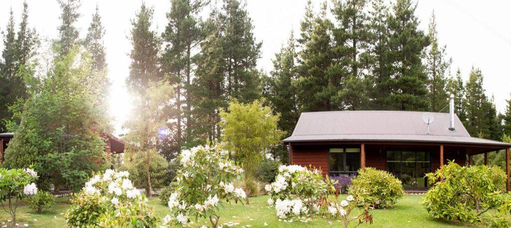 Woodbank Park Cottages
