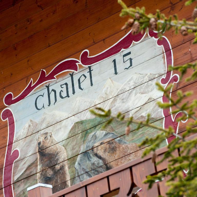 Chalet Hameau des Marmottes