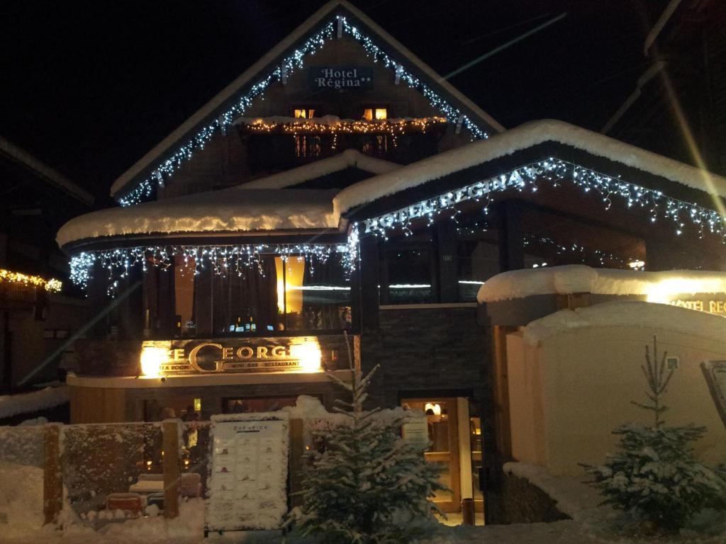 Chalet Hotel Régina