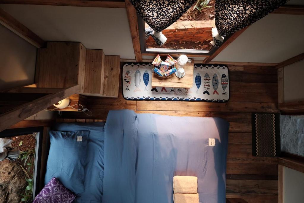 Phòng 4 Người có Sân hiên