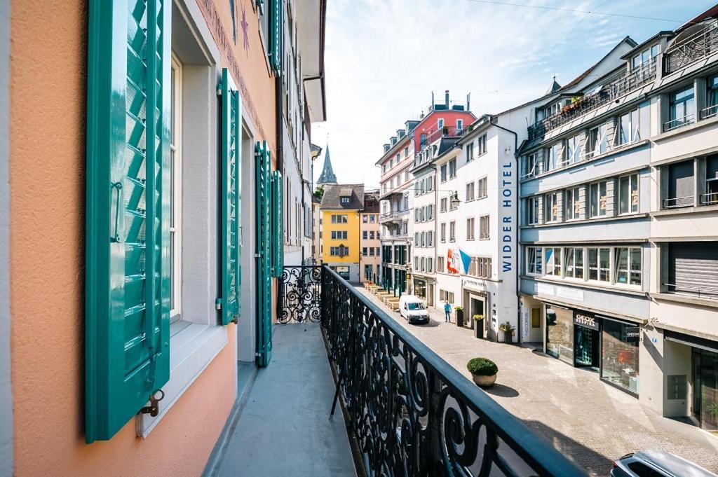 Luxury Residences by Widder Hotel Zurich, Mai 2020