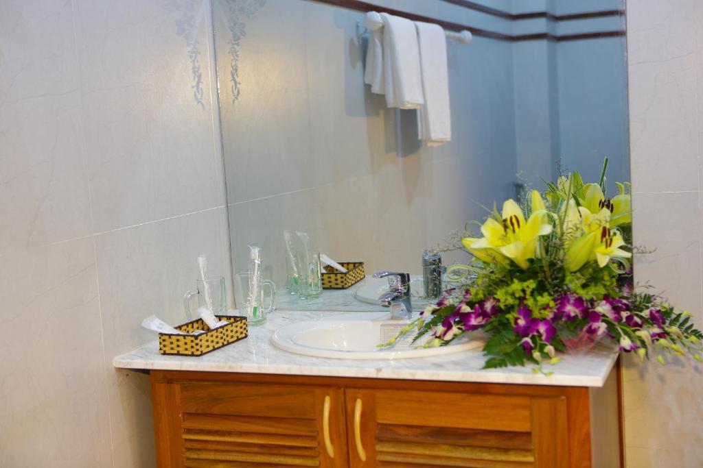 Phòng Tiêu chuẩn có Giường Đôi và Phòng tắm Riêng