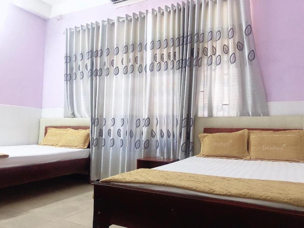 Phòng Giường Đôi Hoặc 2 Giường Đơn Hạng Bình Dân