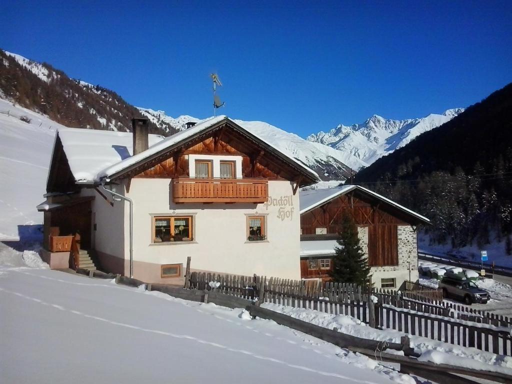 Padoellhof im Winter