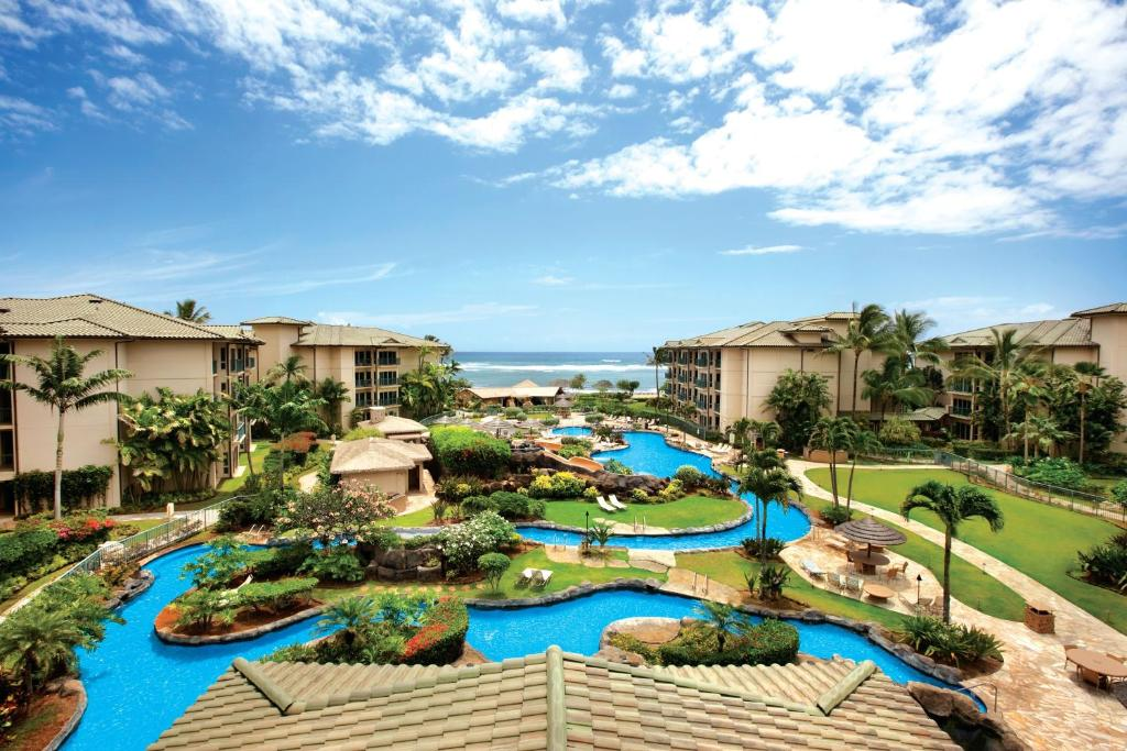 Waipouli Beach Resort And Spa Kauai By