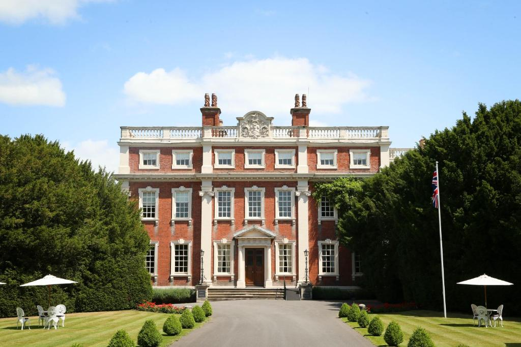 Swinfen Hall Hotel in Lichfield, Staffordshire, England