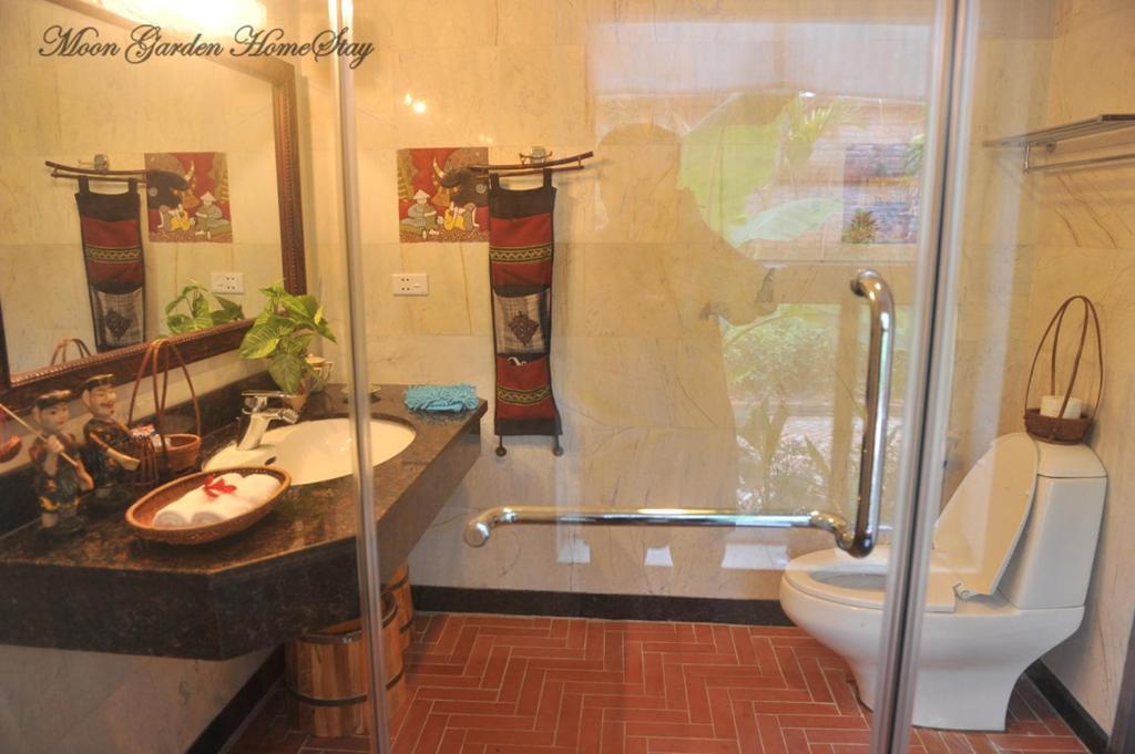 Phòng Giường Đôi/ 2 Giường Đơn với Phòng tắm Chung