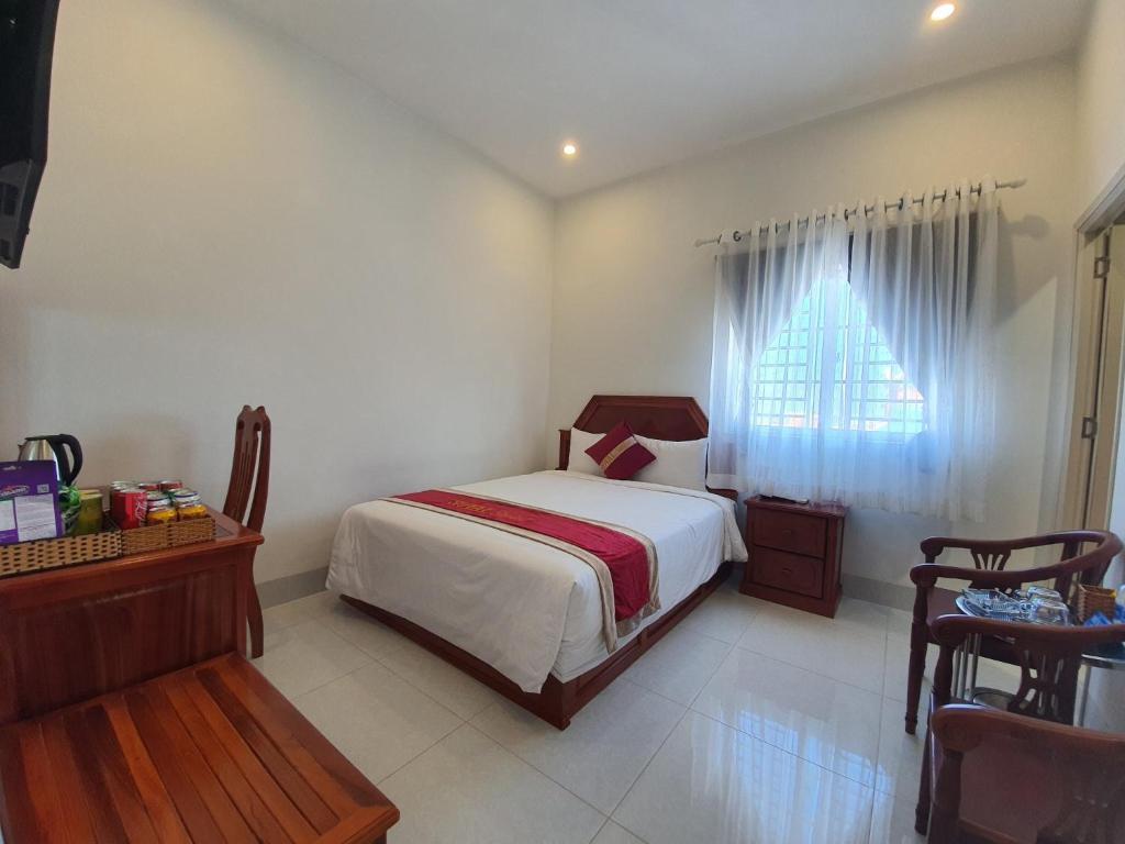 Phòng Có Giường Cỡ King Nhìn Ra Biển