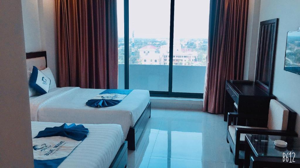 Blue Wave Cua Lo Hotel