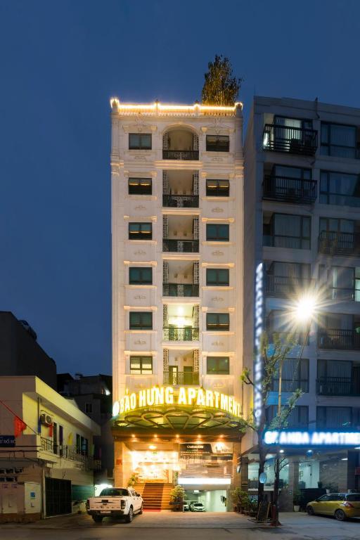 Bao Hung Hotel & Apartment