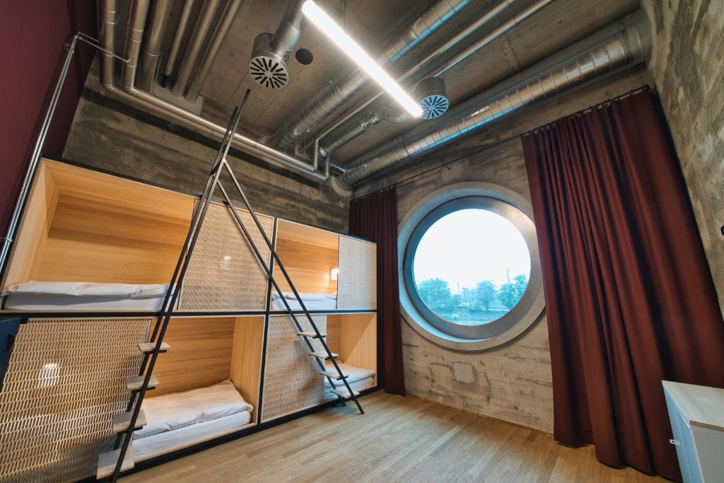 SILO Hostel Basel City, Juni 2020
