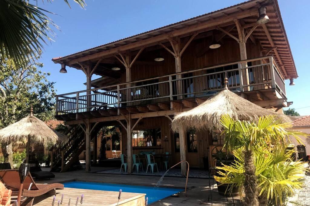 Villa Balinaise Sur Le Bassin D Arcachon Ares Updated 2020 Prices