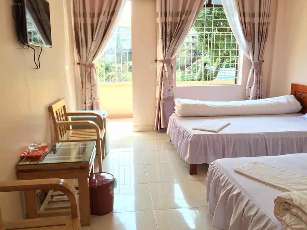 Phòng 2 Giường đơn có tầm nhìn