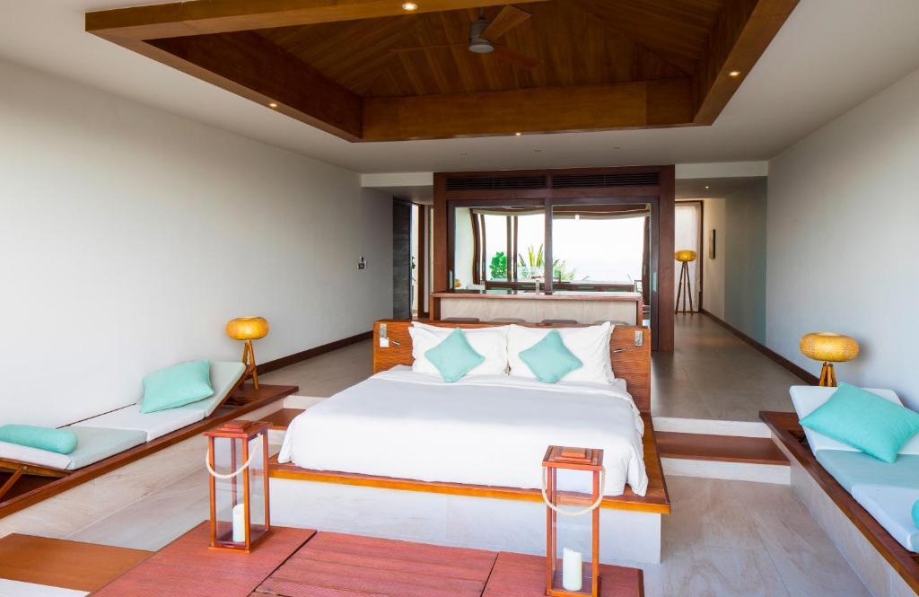 Suite 2 Phòng Ngủ Nhìn Ra Biển - Bao Trọn Gói Spa