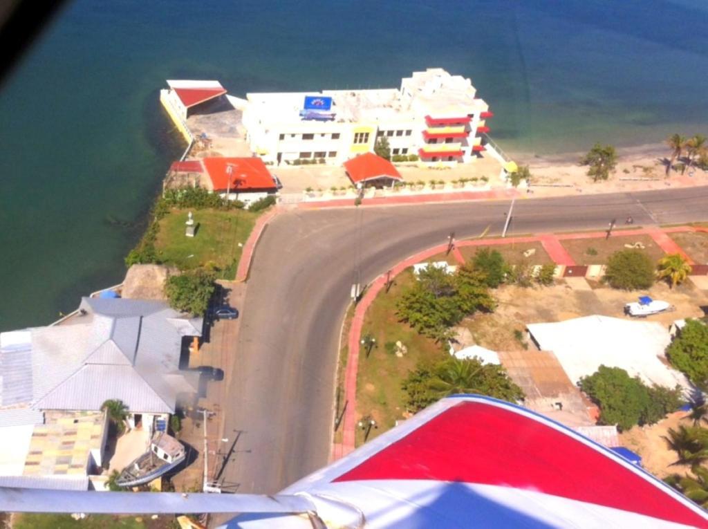 A bird's-eye view of Hotel Marbella Montecristi Rep. Dom.