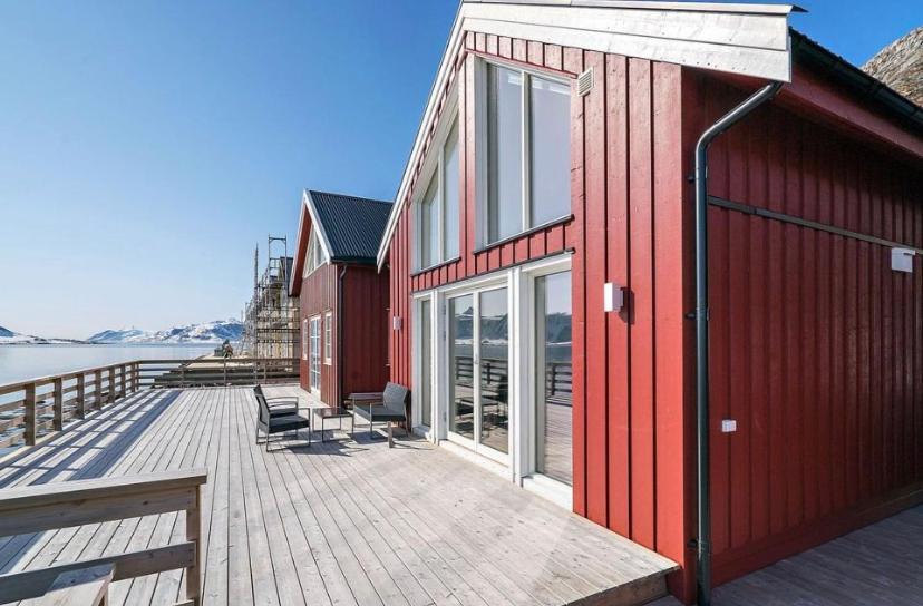 Vacation Home Rorbu i Lofoten, Leknes, Norway
