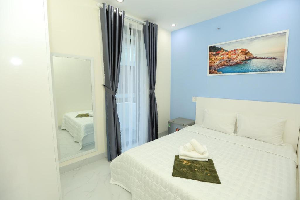 Phòng Deluxe Giường Đôi