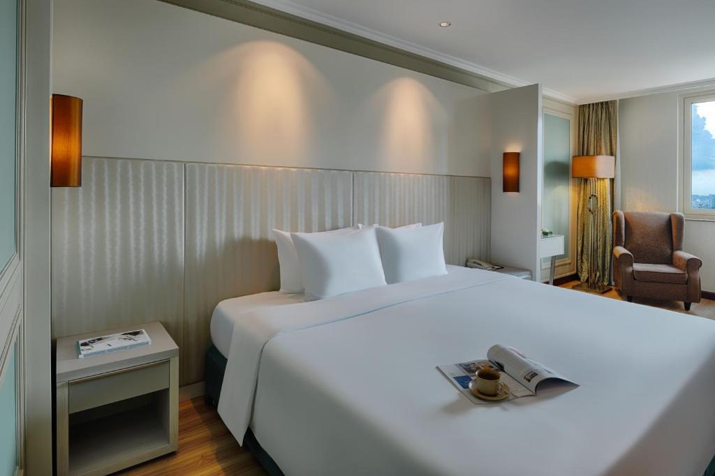 Phòng Deluxe Với Tín Dụng Khách Sạn Hàng Ngày 50 USD/Khách