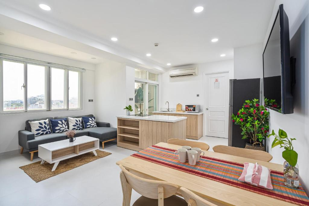 Phúc An Serviced Apartment