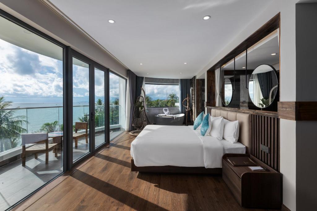 Suite Grand Nhìn Ra Toàn Cảnh Biển