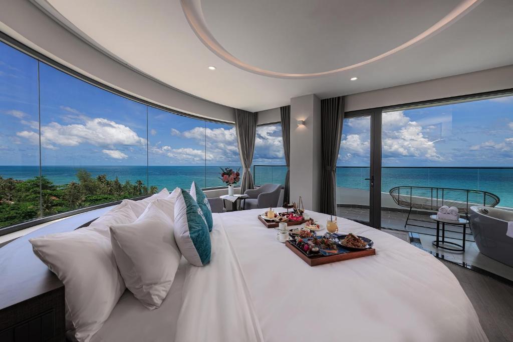 Phòng Sunset Premium Nhìn Ra Toàn Cảnh Biển