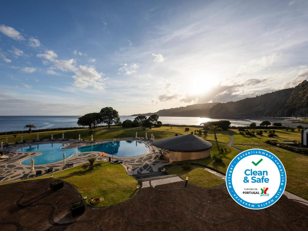 The swimming pool at or near Pestana Bahia Praia Nature & Beach Resort