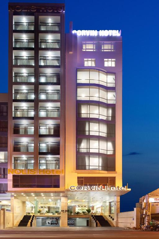 Khách Sạn Corvin Vũng Tàu