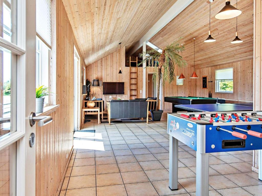 Eight-Bedroom Holiday home in Idestrup
