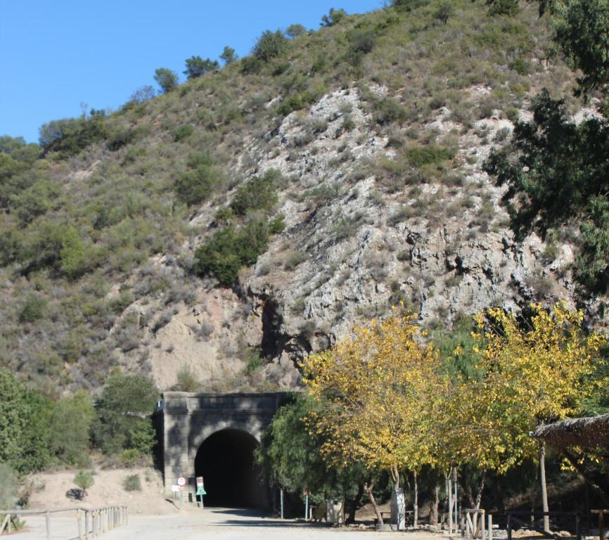 Estancion De Coripe Via Verde De La Sierra