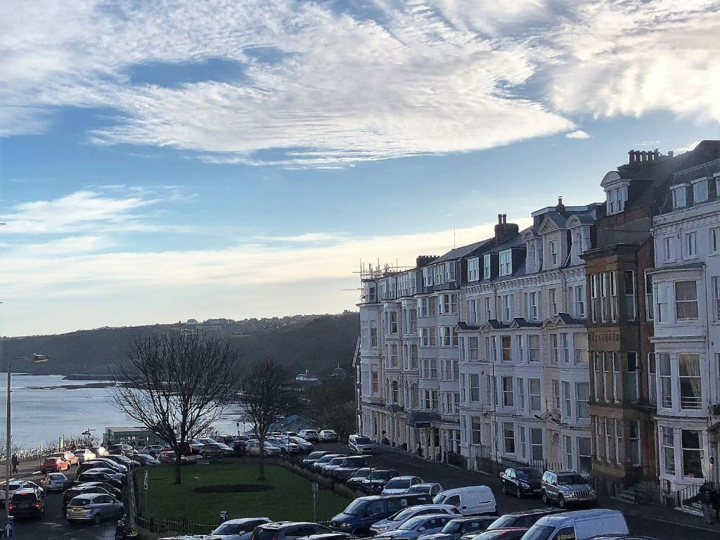 Harcourt Place in Scarborough, North Yorkshire, England