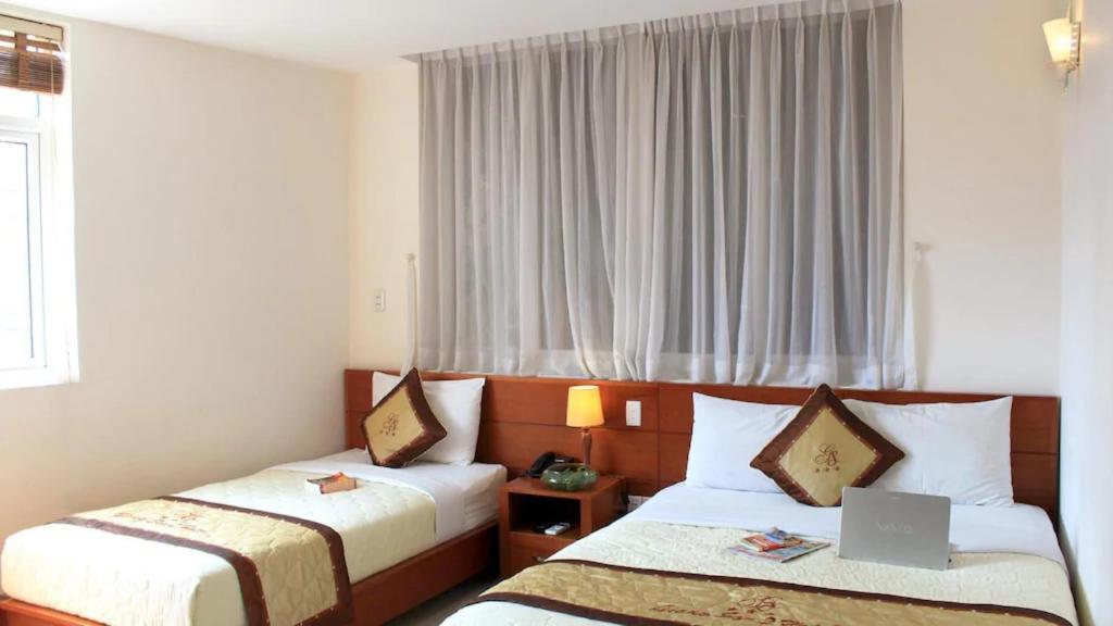 The Alley Saigon Hotel