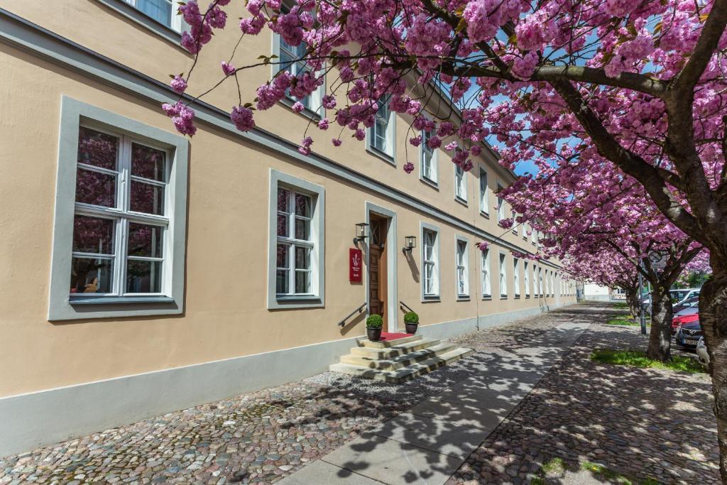 Hotel am Großen Waisenhaus Potsdam, August 2020