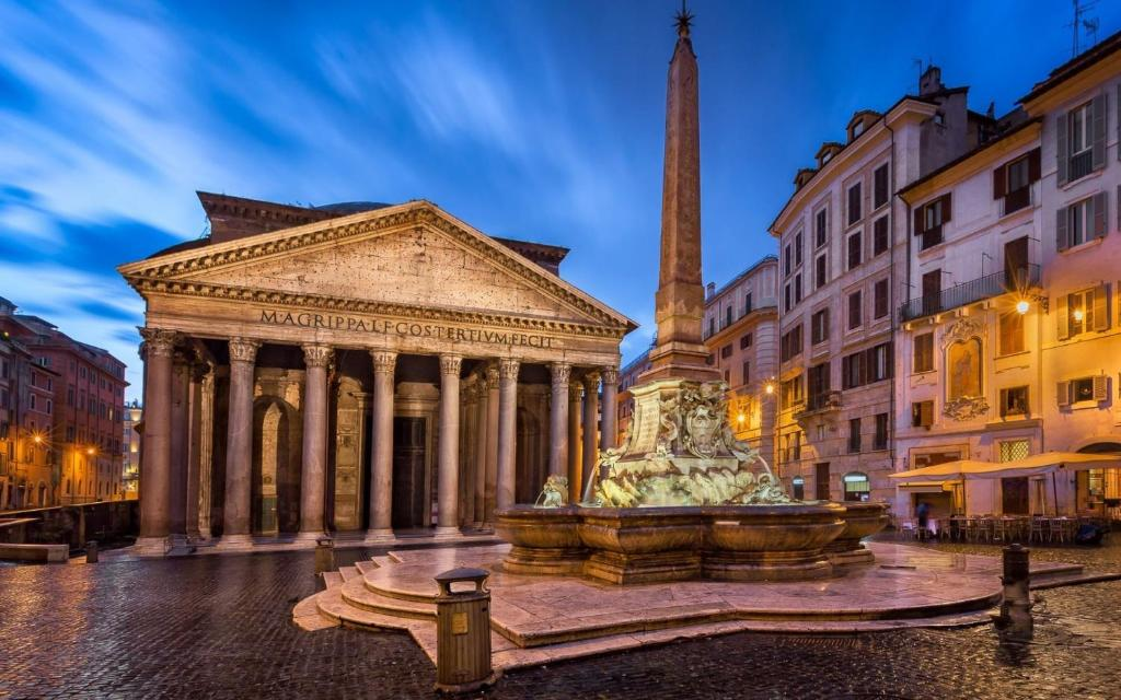 Colonna Suite Pantheon